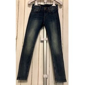 True Religion Jennie Curvy Skinny Jean